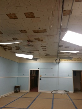 remodeling at CC